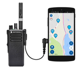 LifeRing Enables Low Cost DMR Radios to Share an Encrypted